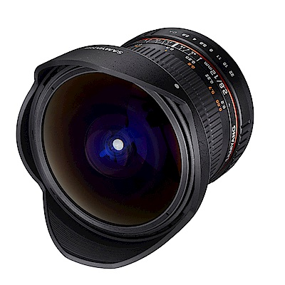 SAMYANG 12mm F2.8 ED AS NCS Fisheye FOR NIKON