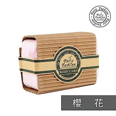 Paris fragrance 巴黎香氛-櫻花精油手工皂150g