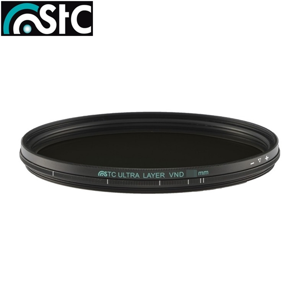台灣STC可調式VND減光鏡VARIABLE ND濾鏡ND2-1024 67mm