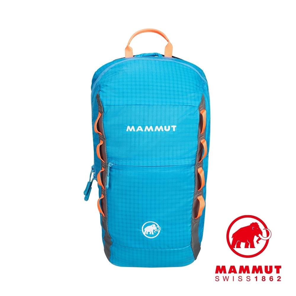 【Mammut】Neon Light 12L 運動休閒背包 湛藍 #2510-02490