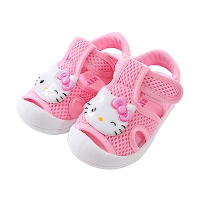 Hello kitty美型休閒涼鞋 sk0716 魔法Baby