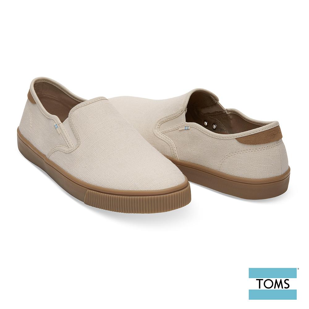 TOMS 簡約帆布休閒鞋-男款-Topanga系列