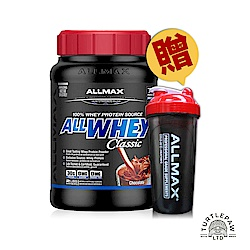 ALLMAX 經典乳清蛋白巧克力口味1瓶