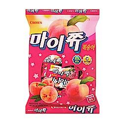 韓國Crown軟糖 水蜜桃口味(92g)