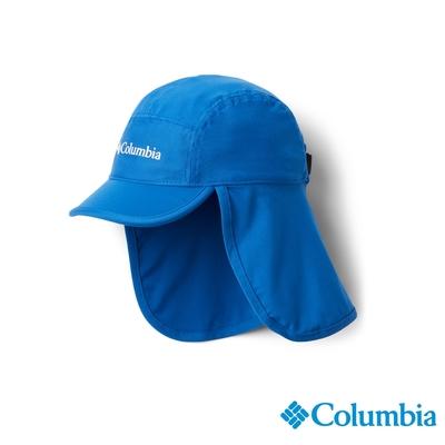 Columbia 哥倫比亞 童款- UPF50快排遮陽帽-藍色 UCY01140BL