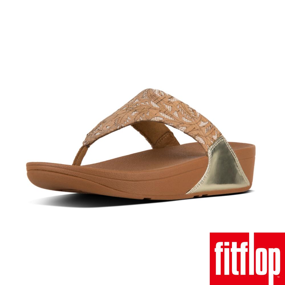 FitFlop LULU-金色