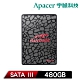 Apacer 宇瞻 AS350 480GB SATAIII 2.5吋 SSD固態硬碟 product thumbnail 1