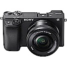 SONY A6400L 16-50mm 變焦鏡組 公司貨  黑色 (ILCE-6400)
