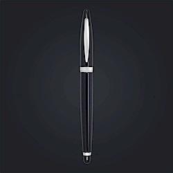 ARTEX life開心鋼筆-黑爵士