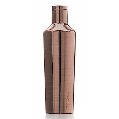 CORKCICLE 酷仕客Metallic系列三層真空易口瓶740ml(古銅)