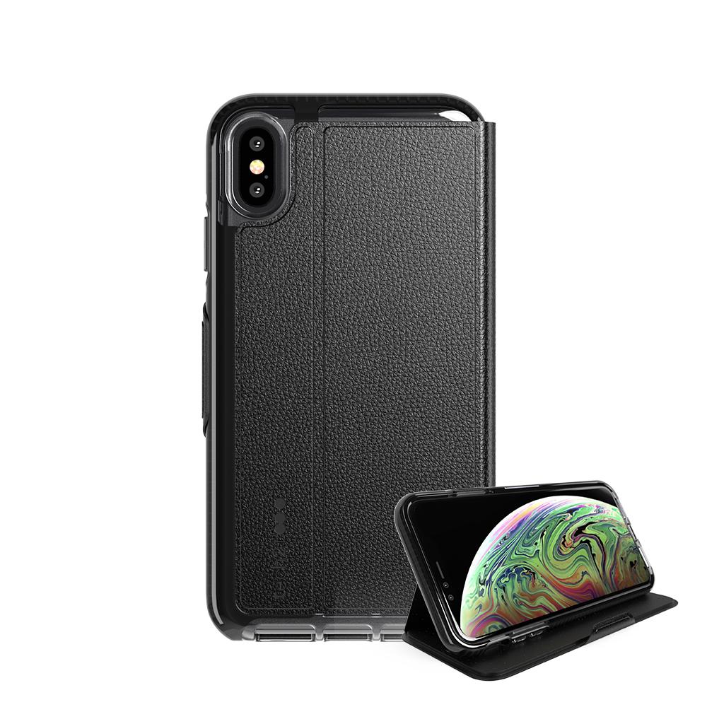 Tech21 Evo Wallet iPhone Xs Max-英國超衝擊防撞保護殼