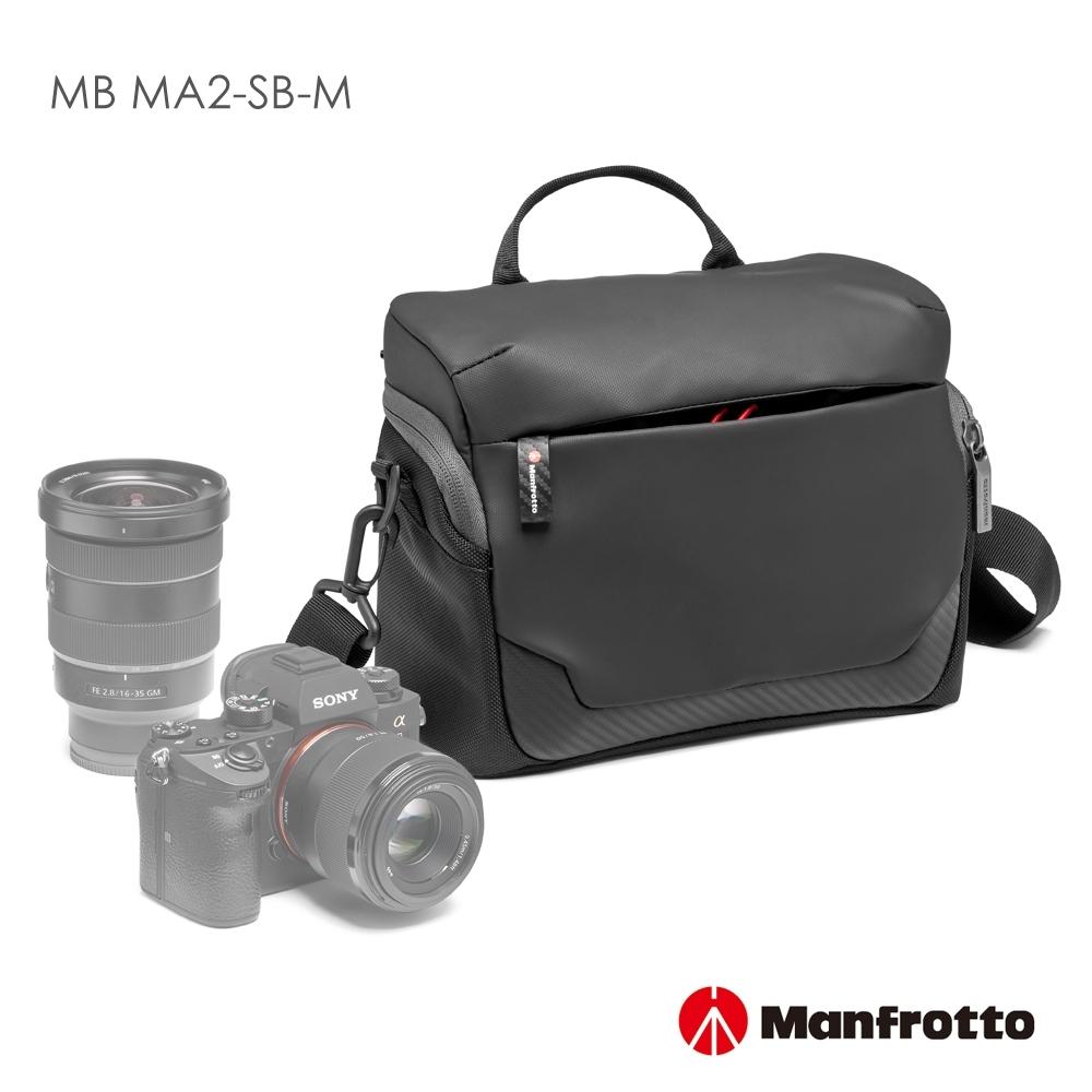 Manfrotto 輕巧肩背包 M 專業級IIAdvanced2 Shoulder M