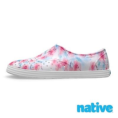 native JERICHO 女鞋-花卉白