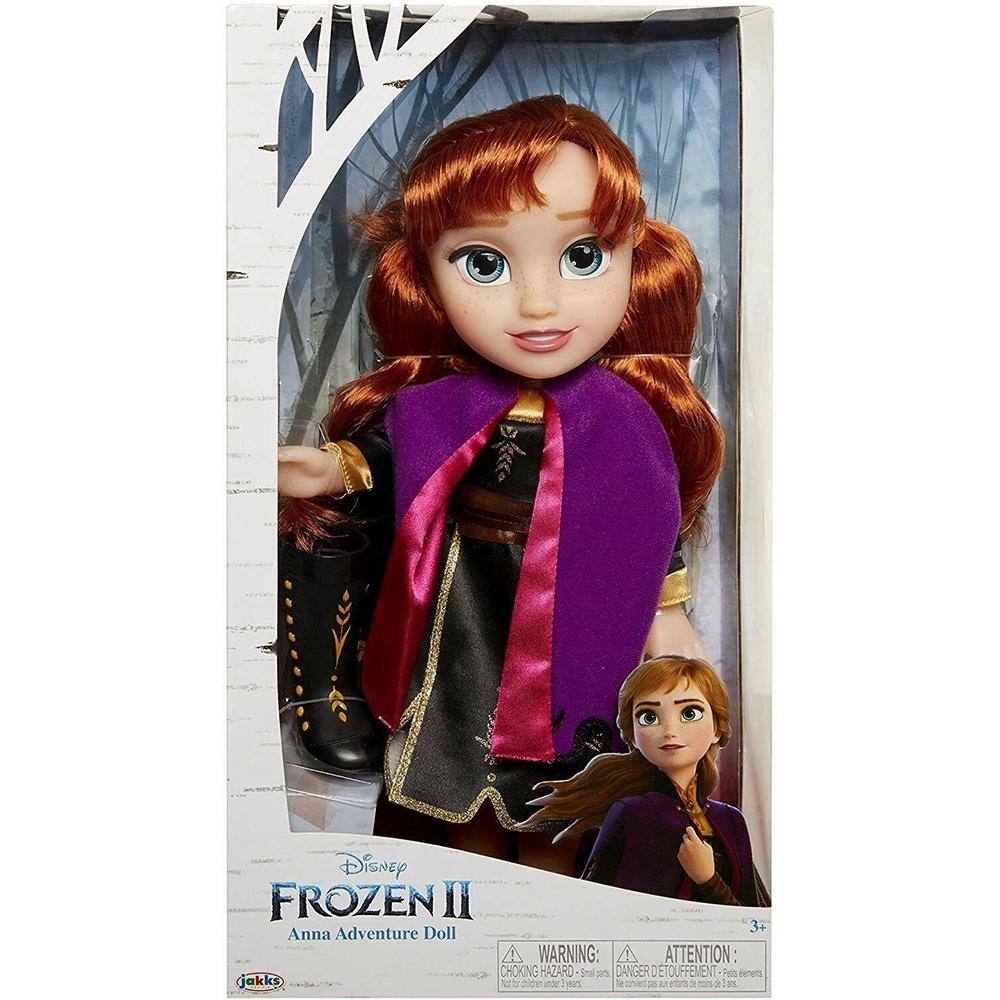 冰雪奇緣2 - 安娜娃娃
