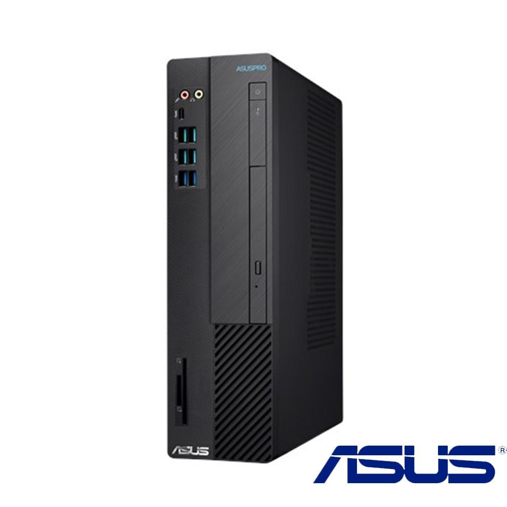 ASUS華碩 S641SC 九代i5六核雙碟獨顯桌上型電腦(i5-9400/GT1030/8G/1T/256G/Win10h)