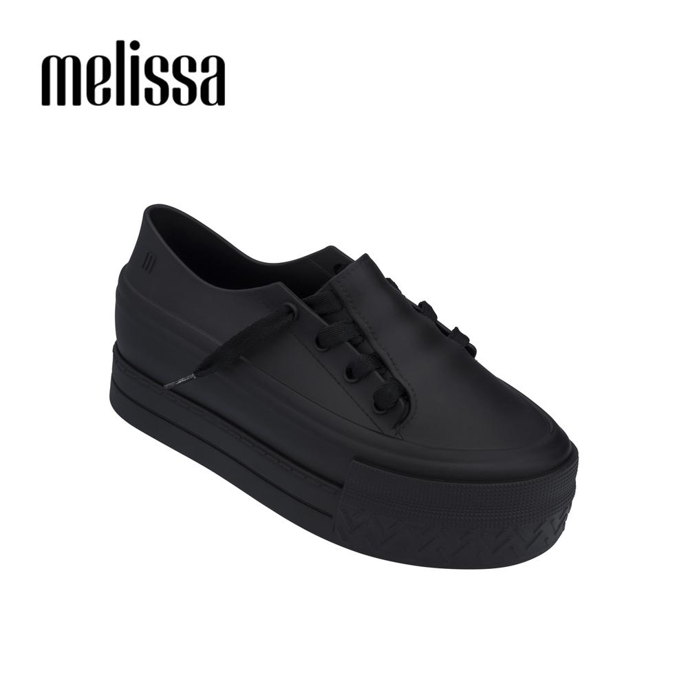 Melissa 厚底休閒鞋-黑色