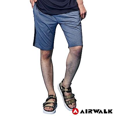 【AIRWALK】男款休閒短褲-深灰