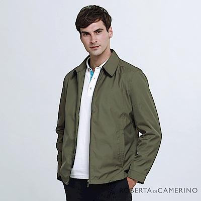 ROBERTA諾貝達 商務型男 簡約百搭 夾克外套  深綠