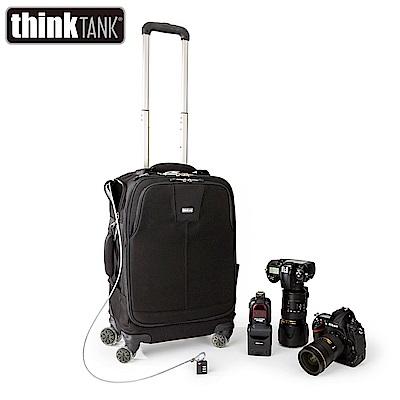 thinkTank 創意坦克 Airport Roller Derby 輕型四滾輪行李箱