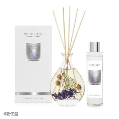 STONEGLOW Nature s Gift 清新花園擴香瓶優惠組