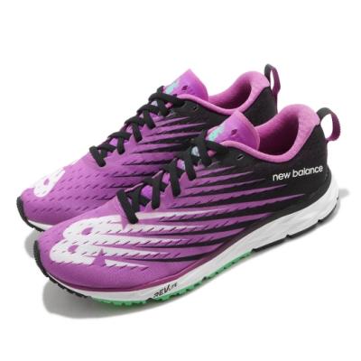 New Balance 慢跑鞋 1500 V5 Wide 寬楦 女鞋 紐巴倫 輕量 透氣 舒適 避震 路跑 紫 黑 W1500PB5D