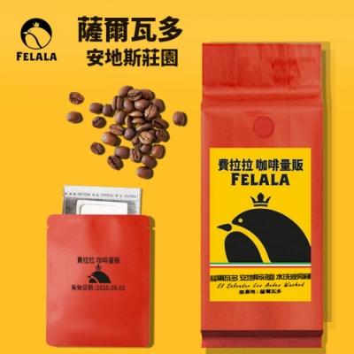 【費拉拉咖啡】薩爾瓦多 安地斯莊園 水洗波旁種 新鮮精品烘焙咖啡豆 (一磅 / 454g)