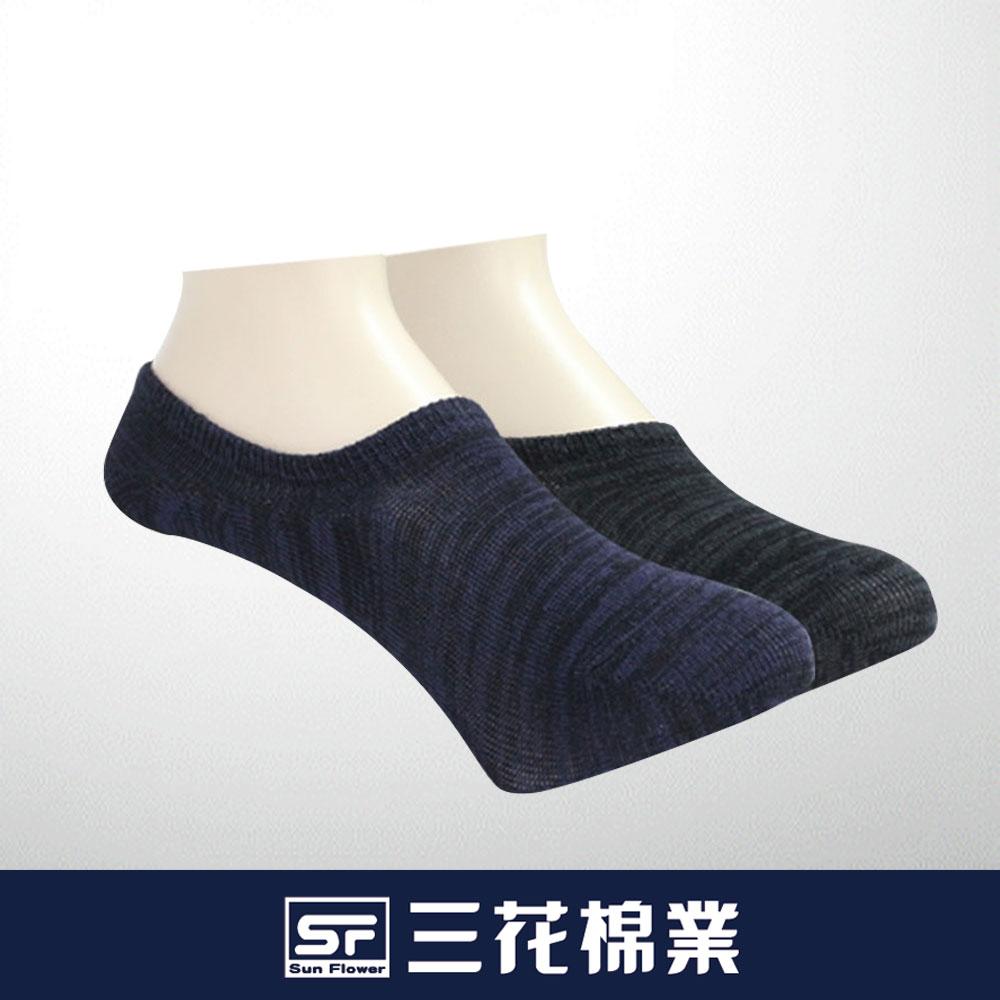 襪.襪子 三花SunFlower超隱形織紋襪