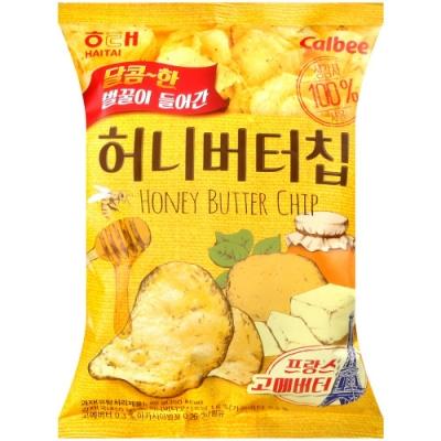 HAITAI 蜂蜜奶油洋芋片(60g)