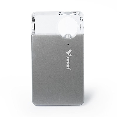 迷你個人雲端 5G WI-FI 無線隨身碟 64GB-星鑽銀