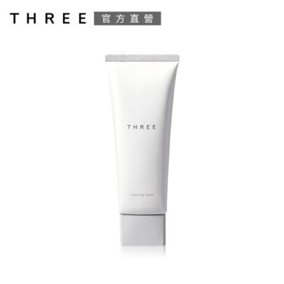 (即期品) THREE 肌能洗顏皂霜100g●效期至2021/06