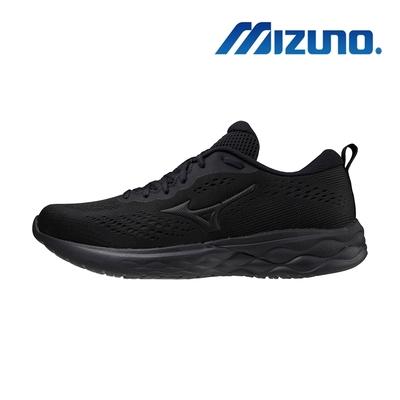 【MIZUNO 美津濃】WAVE REVOLT 02 男慢跑鞋 寬楦頭(J1GC218511)