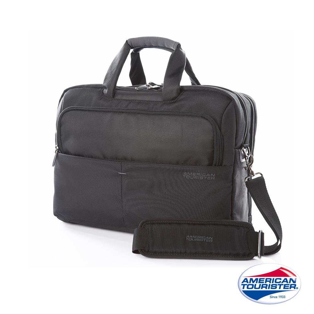 AT美國旅行者 Speedair三用功能電腦包14吋(黑)