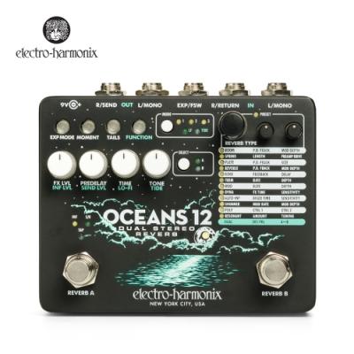 Electro Harmonix Oceans12 效果器