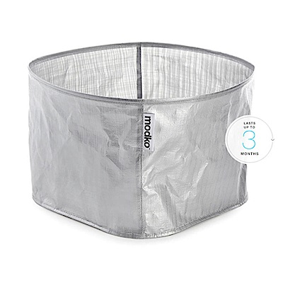 Modko 紐約機能美廁 防水內袋 兩入組