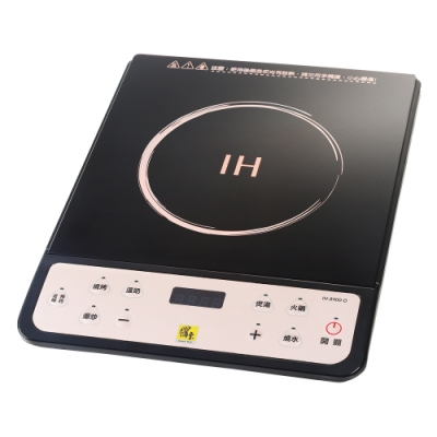 鍋寶微電腦定時電磁爐 IH-8900-D