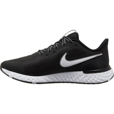 NIKE 慢跑鞋 緩震 透氣 休閒 運動鞋 女鞋 黑 CZ8590001 Revolution 5 EXT