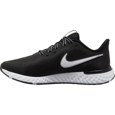 NIKE 慢跑鞋 運動 避震 路跑 健身 女鞋 黑 白CZ8590001 Revolution 5 EXT