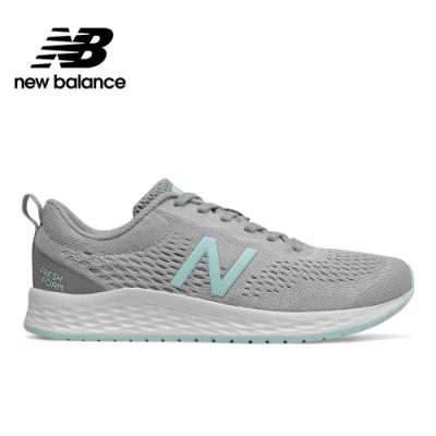 New Balance緩震跑鞋_女_淺灰_WARISCG3-D
