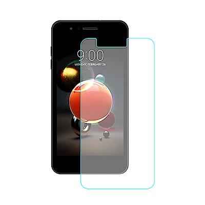 【SHOWHAN】LG K9 (5吋) 9H鋼化玻璃0.3mm疏水疏油抗指紋保護貼