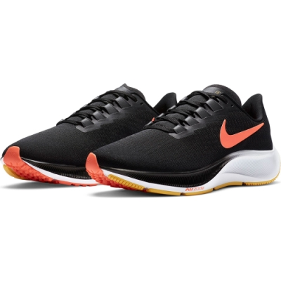 NIKE 慢跑鞋 緩震 訓練 運動鞋 男鞋 黑 BQ9646010 NIKE AIR ZOOM PEGASUS 37
