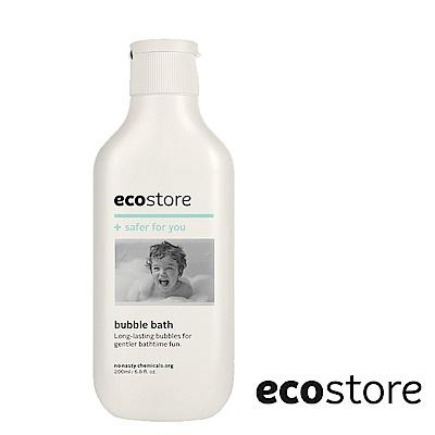 (即期品)ecostore-純淨寶寶泡泡浴 200ml (到期日2019/11/01)