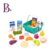 B.Toys 早午餐購物籃 家家酒 product thumbnail 1
