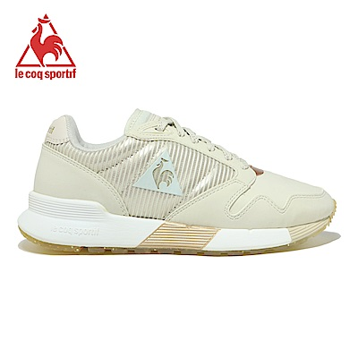 le coq sportif  法國公雞牌經典復古運動鞋 男女-米