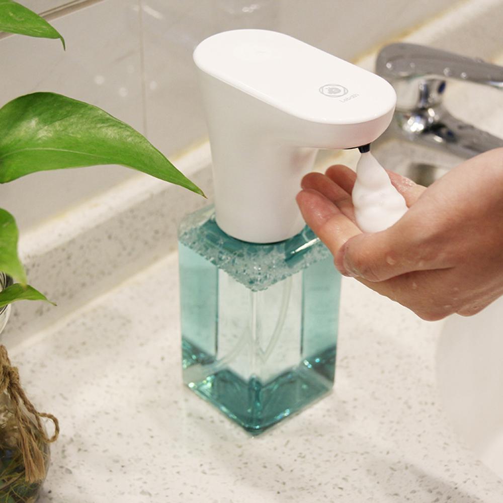 Lebath樂泡 紅外線自動感應給皂機/慕斯泡沫式給皂機 USB充電