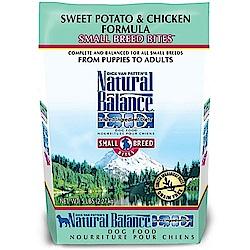 Natural Balance 低敏無穀地瓜雞肉全犬配方 4.5磅