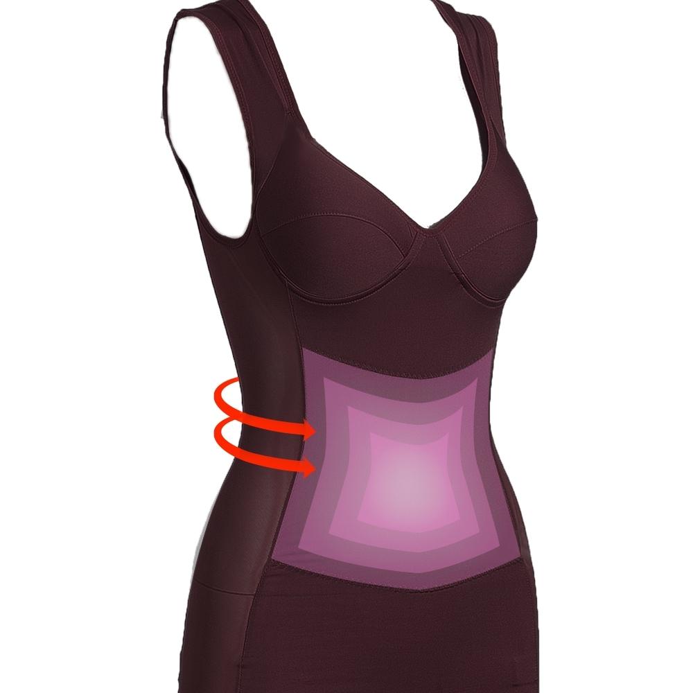 塑身衣 3S美體雙側輕感BraT內搭背心 3色 ThreeShape product image 1