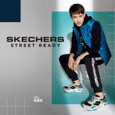 SKECHERS 男運動系列 ENERGY RACER - 237128WBK