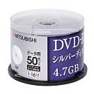 三菱 MITSUBISHI 日本限定版 DVD-R 4.7GB 16X 空白光碟x100片