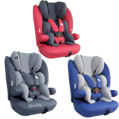 YoDa 成長型兒童安全座椅-三色可選
