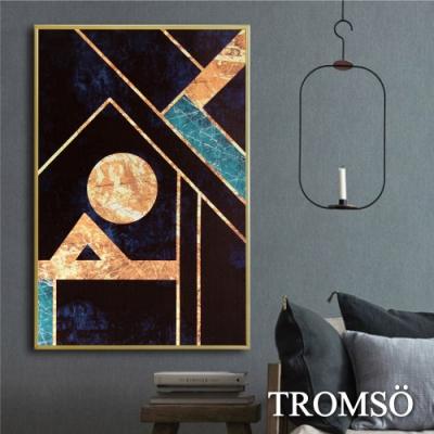 TROMSO北歐時代風尚有框畫-金日交響曲WA123